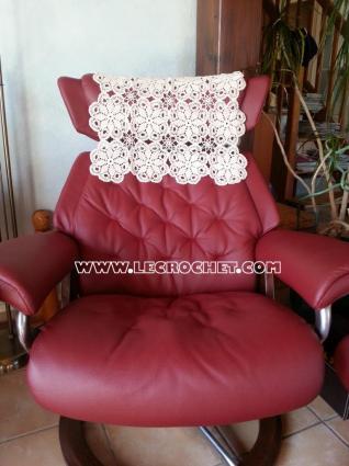 tétière fauteuil