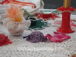Décorations au crochet